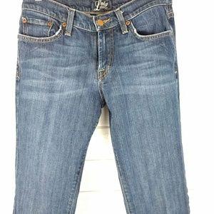 Lucky brand flap pocket jeans 27
